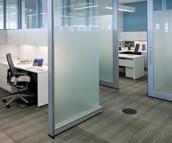 Las ventajas de utilizar separadores de oficina - Paneles divisorios para oficinas ...